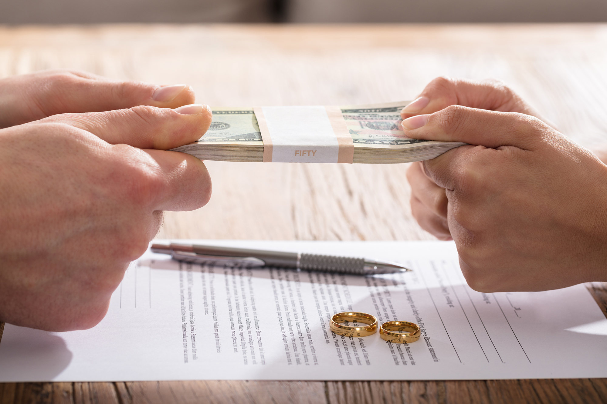4 Money Tips During a Divorce