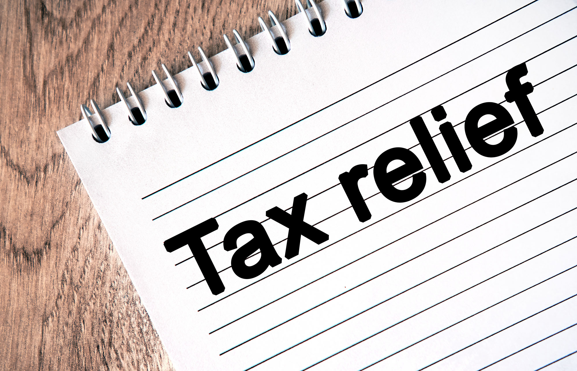 Tax Relief Explained