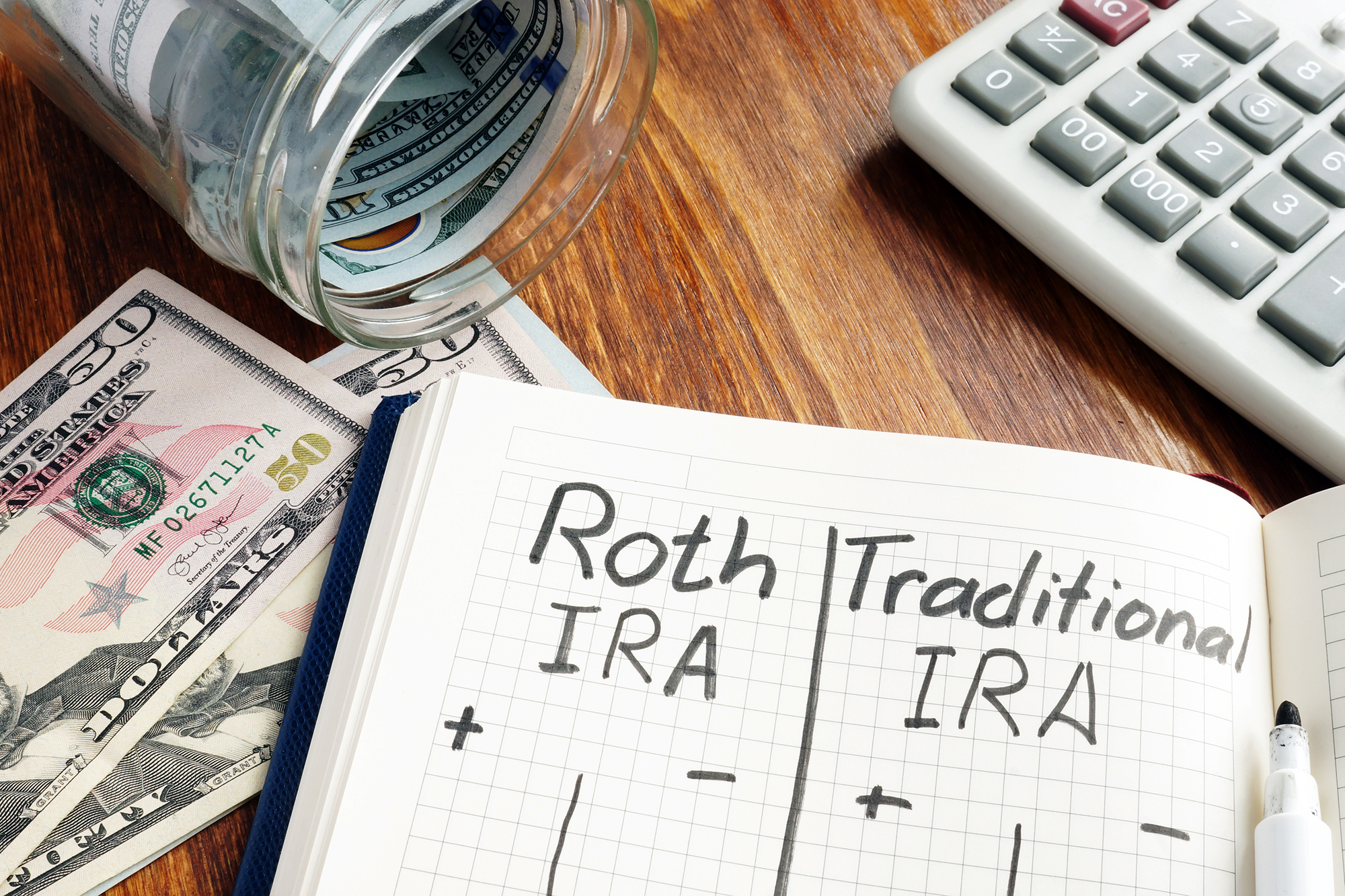 Roth or Traditional IRA? 3 Things to Consider