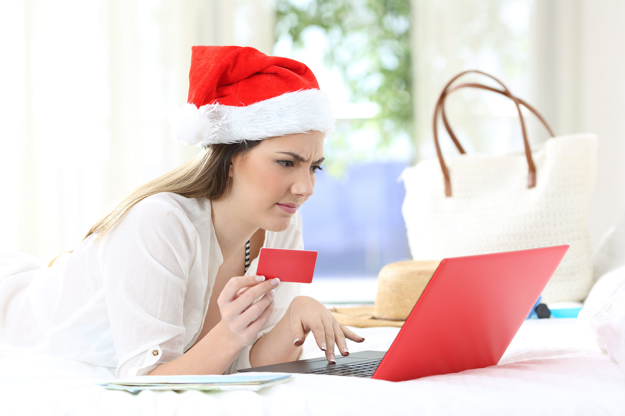 Online Shopping Season Brings Out Holiday Fraud